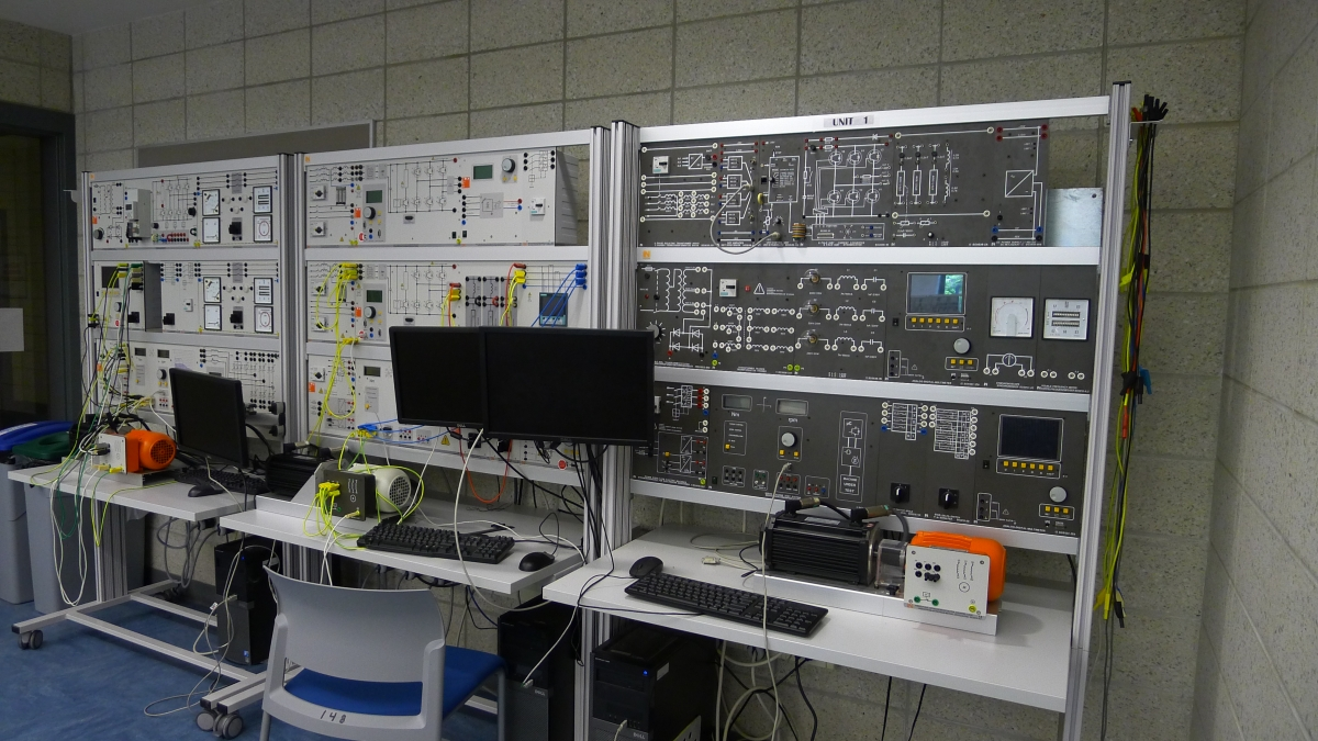 Smart Grid Lab equipment